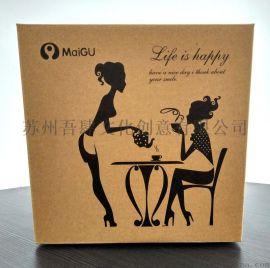 食品包装盒 西点盒 瓦楞包装