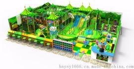 河南淘气堡设计安装 布丁熊儿童乐园
