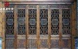 陝西庭院實木仿古門窗定製安裝廠家