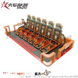 跑步游戏机超跑联盟竞技娱乐跑步机