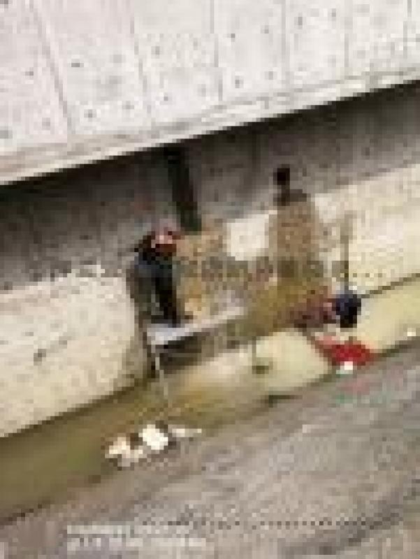 循环水池漏水堵漏维修