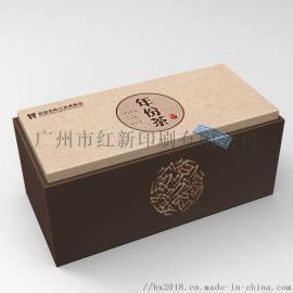纸盒印刷定制瓦楞水果礼品盒白卡纸彩盒定做产品包装盒
