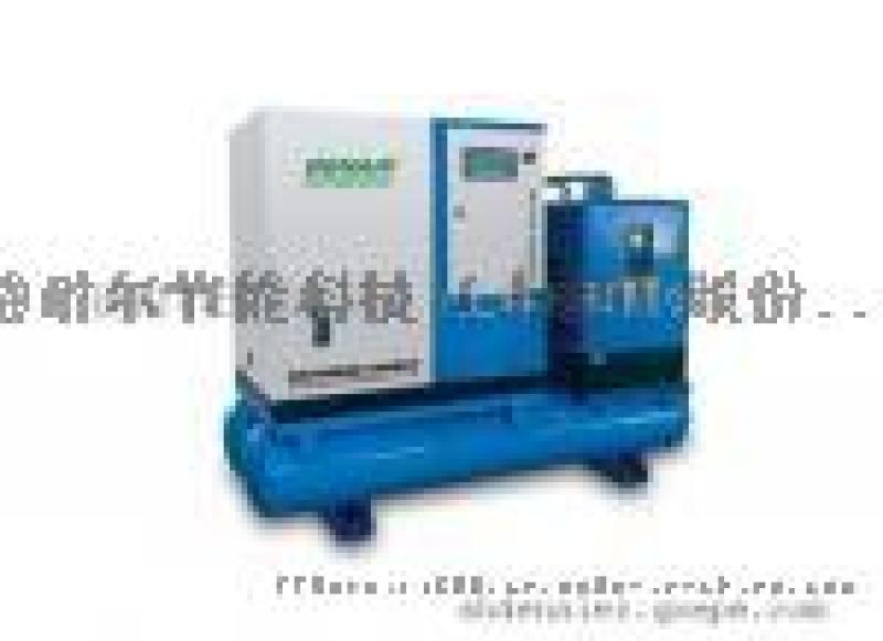 四川水处理行业配套全性能德耐尔螺杆空压机