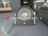 松原红烧肉专用夹层锅,蒸汽加热夹层锅