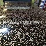 瀋陽別墅會所裝飾不鏽鋼材料 雙色蝕刻不鏽鋼板