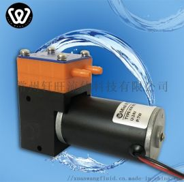 隔膜泵微型水泵气泵废液泵墨泵气体采样泵真空泵负压抽气吸气静音