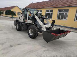 矮体装载机铲车A农用矮体装载机铲车厂家直销