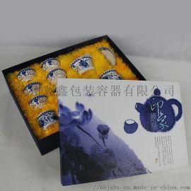 北京包裝廠生產禮品盒 定制中高端禮盒