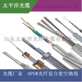 OPGW光纜 90截面24芯 48芯 电力光纜