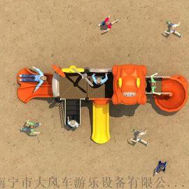 南宁儿童组合滑梯 包安装 质保10年 儿童游乐设备