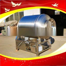 鸡柳腊肉自动腌制机600型食品滚揉机定制生产