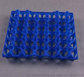 厂家供应塑料蛋托 塑料鸡蛋托盘 30枚塑料蛋托