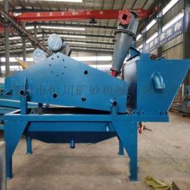 细沙回收机 脱水筛厂家 环保泥沙脱水装置 制砂机