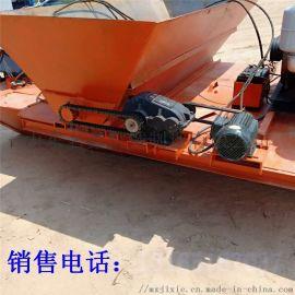 渠道混凝土衬砌机 排水沟成型机 水泥渠道滑膜成型机