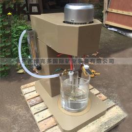 江苏直供实验室XJT型浸出搅拌机 黄金浸出搅拌设备