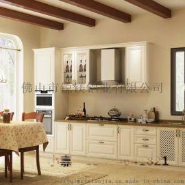 佛山厂家直销铝合金橱柜衣柜浴室柜 全铝家具定制