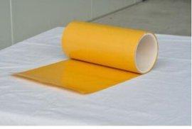 黄纸透明双面胶 黄纸透明PET双面胶