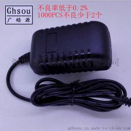 深圳厂家供应高品质12V1A电源 无线AP POE适配器 中美欧日规