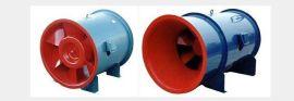 企业专业供应HTF消防高温排烟轴流风机 排烟风机