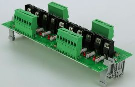 PLC放大板/晶体管放大板/PLC