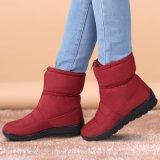 防水防滑雪地靴 保暖媽媽保暖鞋棉鞋 批發女鞋