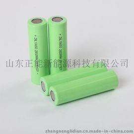 18650锂电池2000mAh A品纯三元山东厂家生产直销