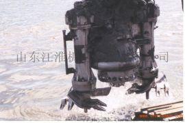 带搅吸机液压砂浆泵 液压搅吸泵   挖掘机专用