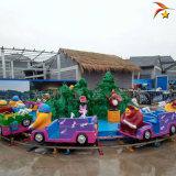 新型兒童水陸戰車遊樂設備視頻圖片