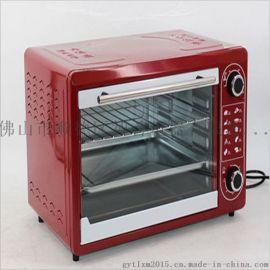 厂家直销家用烤箱多功能烘焙48升容量电烤炉