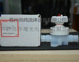 GUME盖米PFA气动**纯隔膜阀C60C67HPW