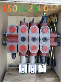 SQDL-L20系列气控手动多路换向阀分配器