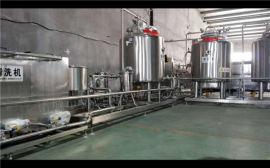 鲜奶加工设备-牛奶巴氏杀菌机价格