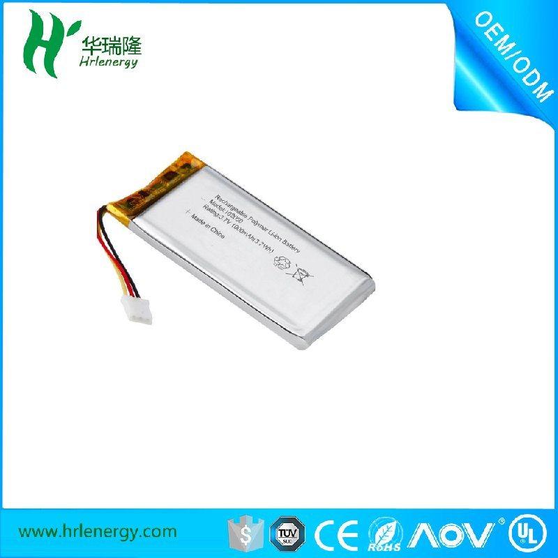102050-1000mah  聚合物锂电池厂家