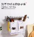 厂家直销 筷子笼吸盘多功能沥水架 置物架壁挂筷子筒
