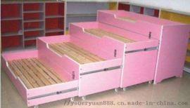 重庆合川幼儿园实木午休床厂家定做