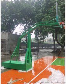 手动液压篮球架 沧州浩然体育器材有限公司