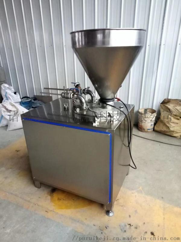 提供商用液压灌肠机 哈尔滨红肠灌肠机