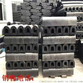 铁路交通设施橡胶道口板 道路减速橡胶道口板