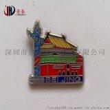 深圳生產廠家製作哪余有專業定製徽章廠金屬胸章製作