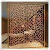 铝合金窗花厂家定做 木纹铝花格窗花全国直销