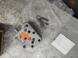康明斯QSX15发动机空压机缸盖4089238