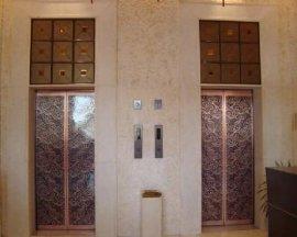 纯铜电梯门