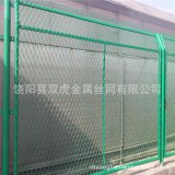 供應海關口岸隔離網 倉庫護欄 堆貨場防護鐵絲網
