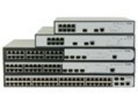 華三 H3C LS-S3110-26TP-PWR 24口百兆可網管POE供電交換機