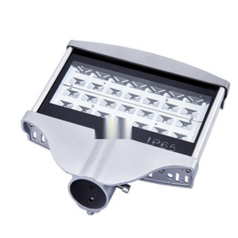 led路灯头户外平面路灯外壳套件 大功率路灯头