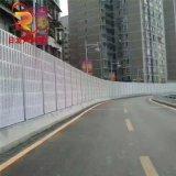 道路金屬折角聲屏障 高速公路百葉穿孔鍍鋅彩鋼鋁合金板聲屏障