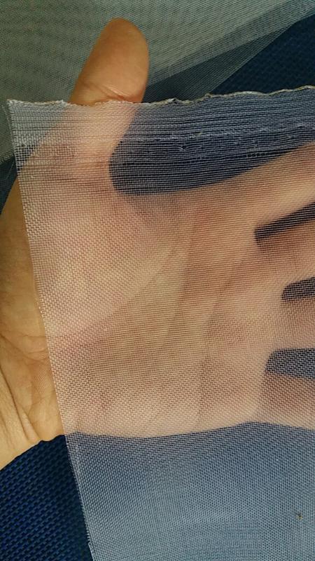 供应 涤纶网纱 婚纱网布 软服装面料 尼龙网