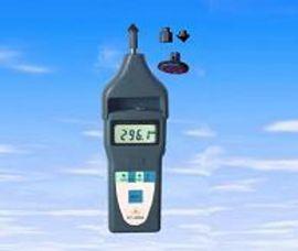 鐳射接觸兩用轉速表轉速計鐳射轉速表線速度測試表線