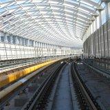 厂家批发 铁路公路环保防噪音金属声屏障公路声屏障经久耐用