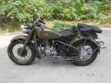 长江款250边三轮摩托车